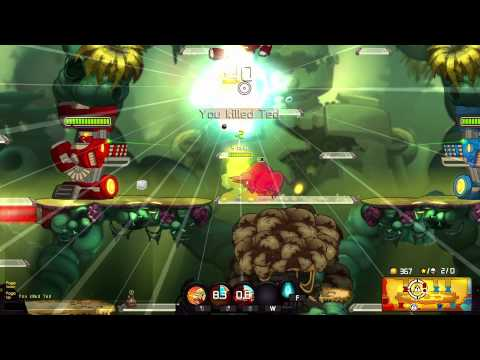 Awesomenauts: PC Release Trailer