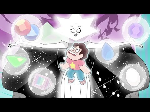 White Diamond Separates the Crystal Gems [Steven Universe Theory] Crystal Clear