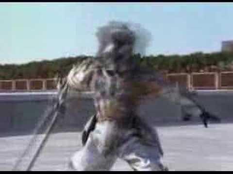 Riser Shirogane Vs. Silver Samurai