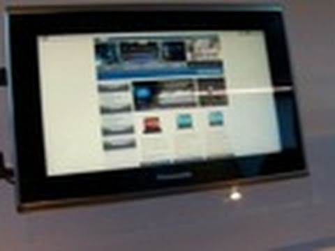 Panasonic Viera tablet: CES 2011