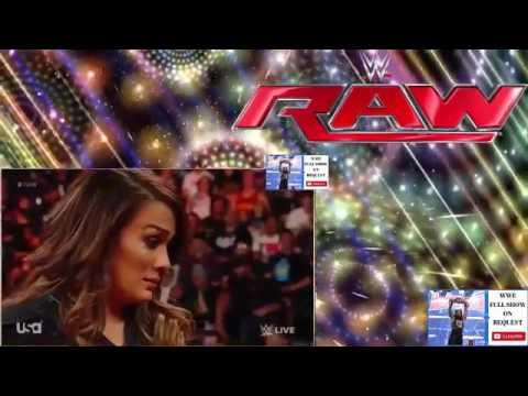 WWE Raw 1 May 2017 Show HD - WWE Monday Night Raw 1 May 2017 Full SHow This Week