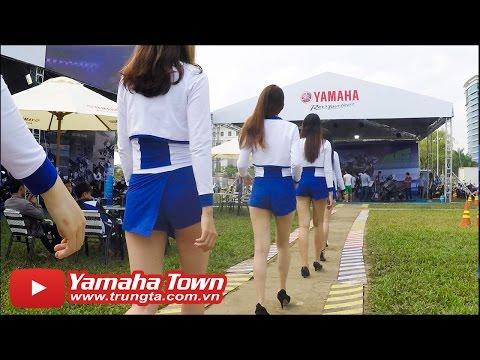 Xe và Người đẹp bốc lửa tại Đại hội Exciter ▶ Yamaha Y-Riders - Thời lượng: 5:25.