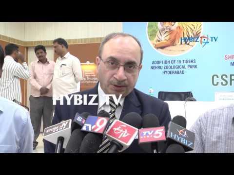 Dinesh Kumar Khara-SBH Donates for She-Toilets