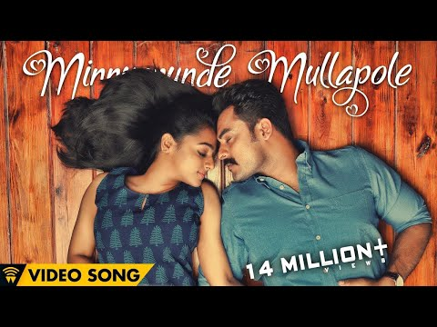 Minnunnunde Mullapole - Official Video Song HD I Tharangam I Tovino Thomas I Santhy Balachandran