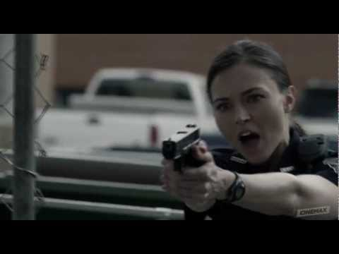 Banshee Season 1: Episode 5 Clip - Siobhan Shoots Biker to Rescue Carrie