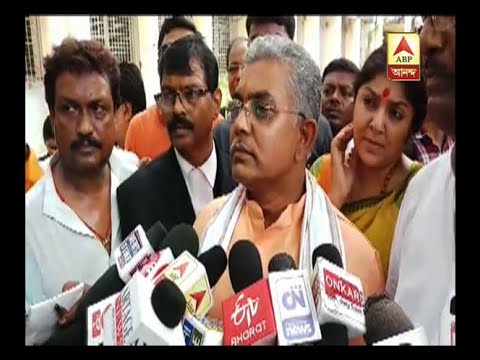Dilip Ghosh and Jyotipriyo Mallick attacks and counter attacks each other