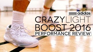 Nonton adidas CrazyLight Boost 2016 - Performance Review Film Subtitle Indonesia Streaming Movie Download