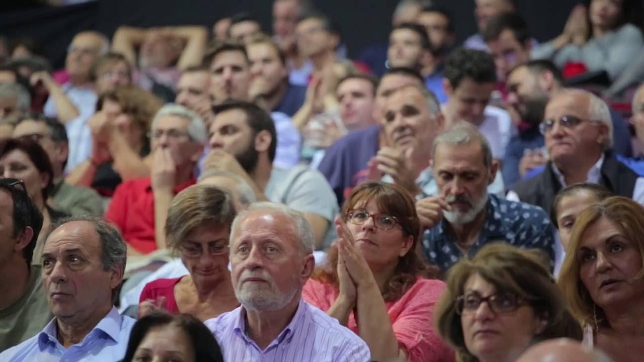 #2oSynedrio Η Αριστερά αναλαμβάνει το ιστορικό καθήκον