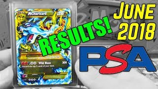 Pokemon PSA Submission RESULTS!! | June 2018 by The Pokémon Evolutionaries