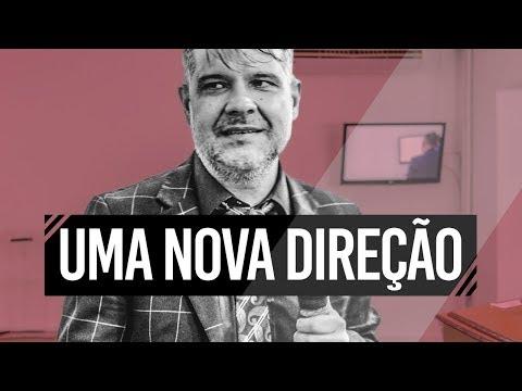 Apostolo Rodrigo Salgado I Tema: Uma nova direção