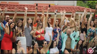POOL PARTY UERJ MEDICINA 2015