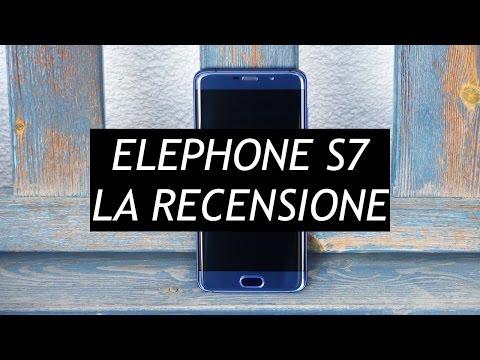 Recensione Elephone S7 dopo 1GB di update