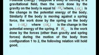 Mod-12 Lec-32 Kinetics Of A Body