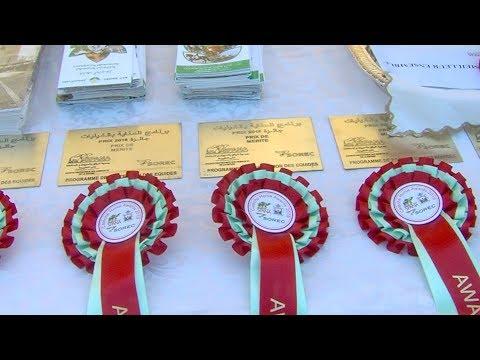 تسليم جوائز المسابقة ال20 لخيول العربات السياحية بمراكش
