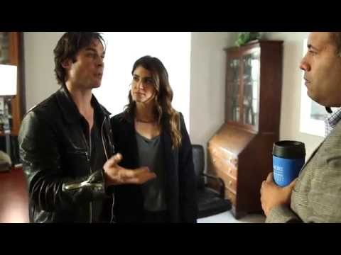 ian somerhalder and nikki reed at atalanta university