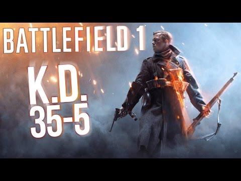 Battlefield 1 КАК ИГРАТЬ ЗА СНАЙПЕРА!!