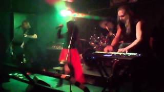 Video Arthemion - Premonition (Domažlice Death Magnetic 26.9.2015)