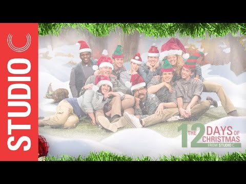from - The 12 Days of Christmas from Studio C. We invited characters from Studio C so sing the 12 Days of Christmas with us! Can you identify which characters are singing? Subscribe to Studio C:...