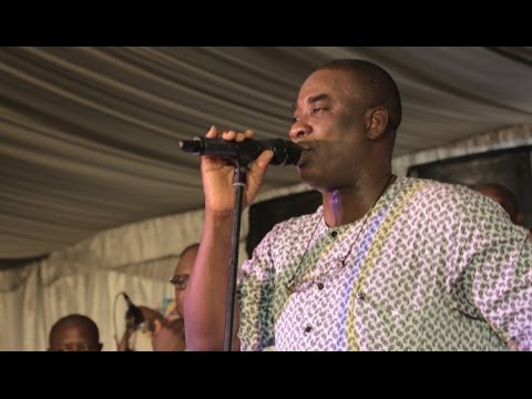 GOLDMYNETV: K1 PERFORMANCE @ MOVIE LAUNCH OF 'OBA GHETTO'
