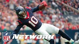 More or Less: Osweiler 4,000 Yards, Watt 17.5 Sacks, & MORE!   Texans Edition   NFLN by NFL Network