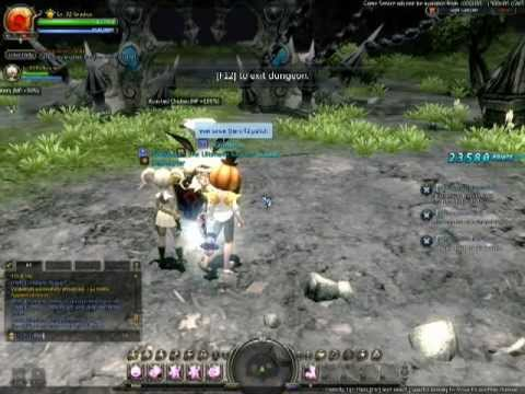 Dragon Nest SEA Skill Plates 100% drop rate from Gold Bunny Hunting (post v.42 patch)