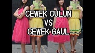 Video CEWEK CULUN VS CEWEK GAUL🙍🙆 MP3, 3GP, MP4, WEBM, AVI, FLV Desember 2018