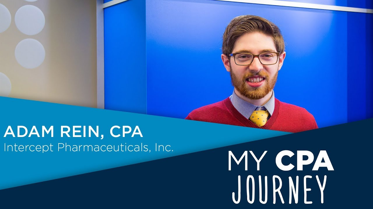 Adam Rein | My CPA Journey