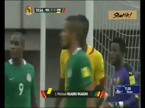 Nigeria Vs Cameroon 4 - 0 2018 World Cup Qualifier  Goals & Highlights