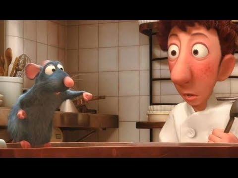Ratatouille 2007 Full Movie Compilation - Animation Movies - Disney Cartoon 2019