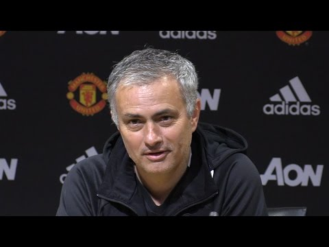 Manchester United 2-0 Chelsea - Jose Mourinho Full Post Match Press Conference (видео)