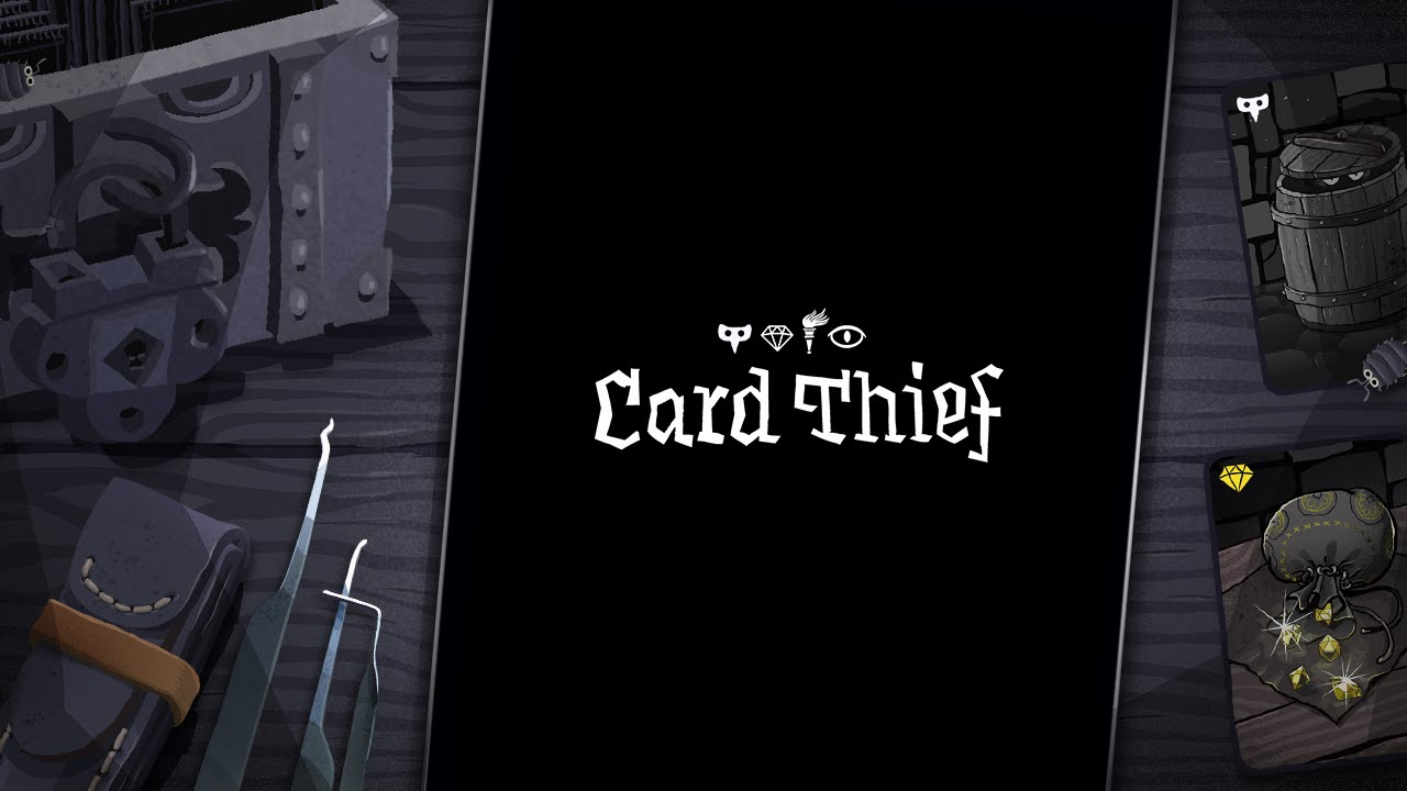 photo image 'Card Thief', the Stealthy Followup to 'Card Crawl', Now Available