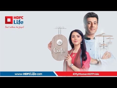 HDFC Life-HDFC Life - Apno ko apne dum pe jeena sikhao #MyMomentOfPride