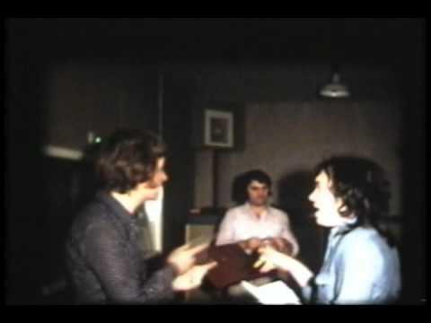 The Garnets 1973 Opname Daddy's coming home (видео)