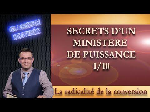 Franck ALEXANDRE - Glorieuse Destinée : Secrets d'un ministère de puissance - La radicalité de la conversion