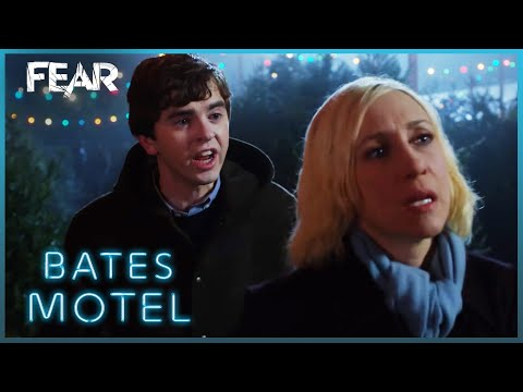 Norma Reveals Her Feelings For Romero | Bates Motel