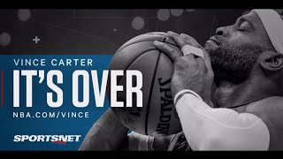 Sportsnet Tribute Video – Vince Carter 'It's Over' Trailer by Sportsnet Canada