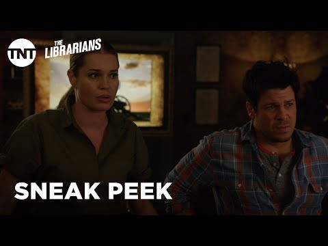 The Librarians: And a Town Called Feud - Season 4, Ep. 9 [SNEAK PEEK] | TNT