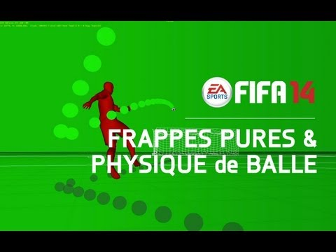 FIFA 14 : vidéo de la physique