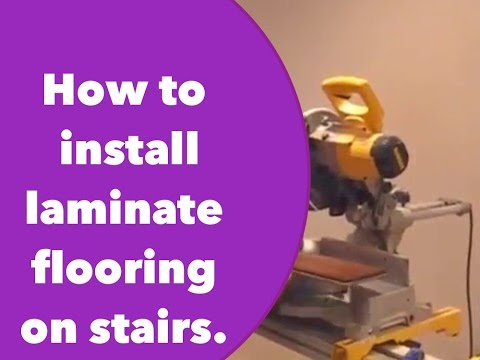 laminate-stairs
