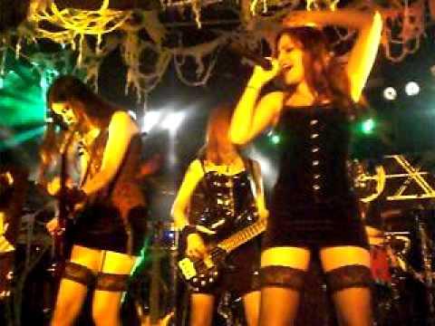 Necrossis 19-06-09 sala Live Madrid