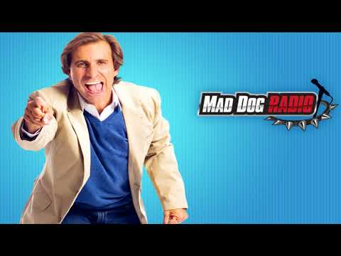 Chris Mad Dog Russo open-Warriors-Rockets,more SiriusXM