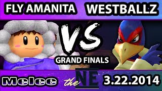 TNE Grand Finals – Fly Amanita Vs. Westballz