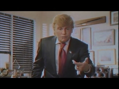 Johnny Depp Plays The Donald in this Hysterical Funny or Die Parody