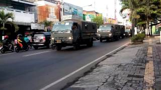 Video Konvoi Akademi Militer di Yogyakarta MP3, 3GP, MP4, WEBM, AVI, FLV Januari 2018