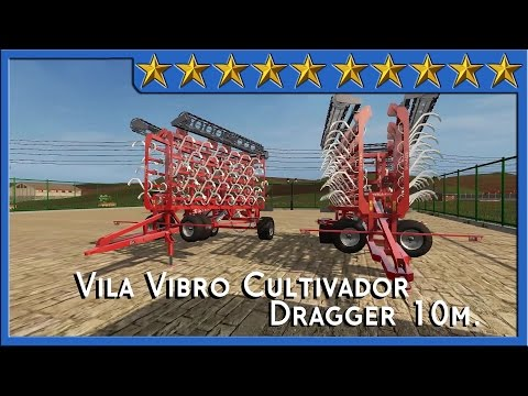 Vila Vibro Dragged 10M v1.0