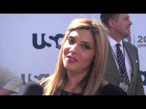 Callie Thorne Talks Necessary Roughness Season 3