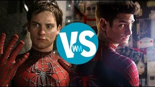 Video Tobey Maguire vs. Andrew Garfield as Spider-Man MP3, 3GP, MP4, WEBM, AVI, FLV Juni 2017