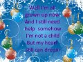 Kelly Clarkson My Grown up Christmas List Lyrics and Download link