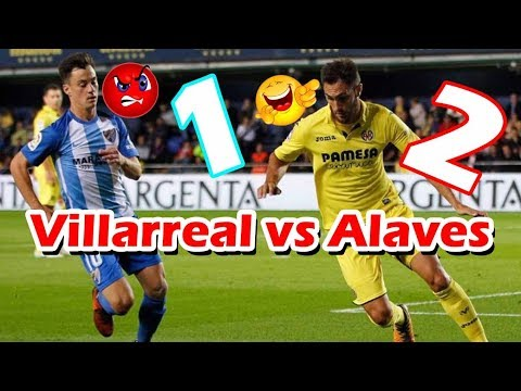Summary Of Match Events Villareal Vs Alaves Powered By Photos
