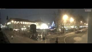 Maribor (Trg svobode) - 05.01.2014